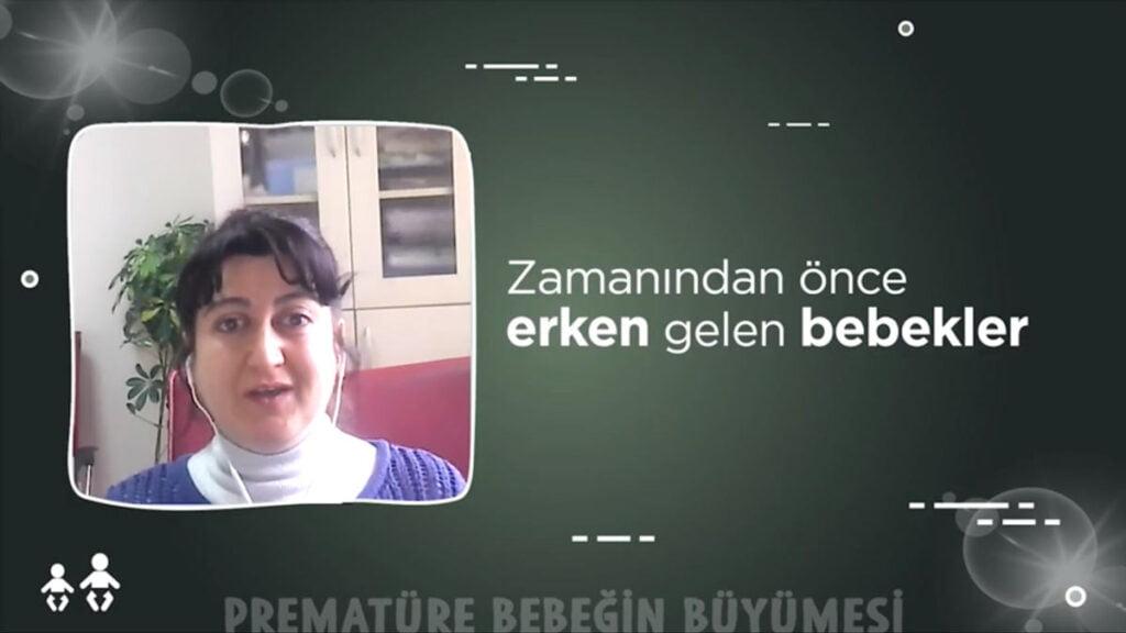 Prematüre bebeğin büyümesi - Prof. Dr. Nihal Hatipoğlu