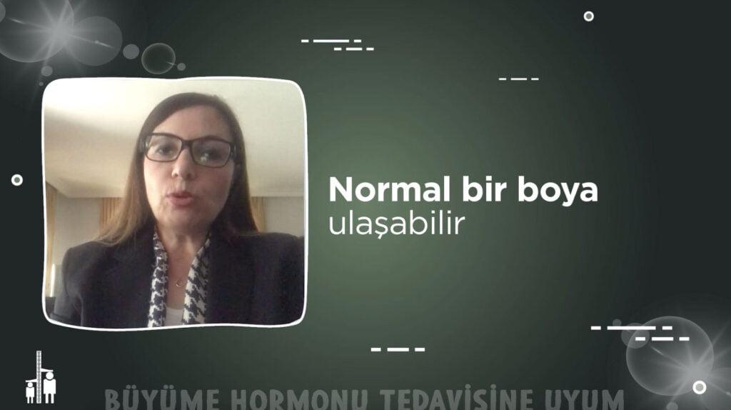 Büyüme Hormonu Tedavisine Uyum - Prof. Dr. Zehra Aycan